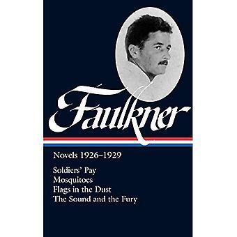 Faulkner: Novels 1926-1929 (Library of America)