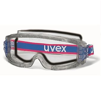 Uvex 9301-626 Ultravision Foam Surround Clear Supravision HC-AF Safety Goggles