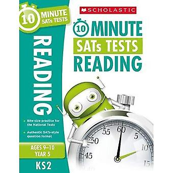 Lesung - Jahr 5 (10 Minuten-SATs-Tests)