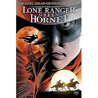 Lone Ranger / Green Hornet: Champions of Justice
