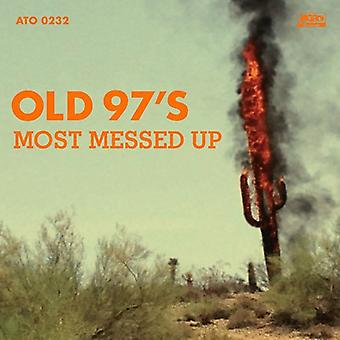 Old 97's - Most Messed Up [CD] USA import