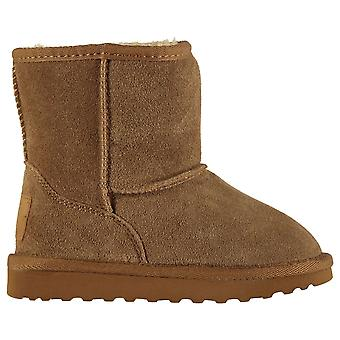 SoulCal Kids Selby Snug Infant Girls Boots