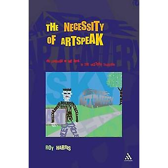 Necessity of Artspeak by Harris & Roy
