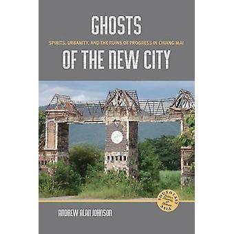 Fantasmas de la nueva ciudad por Johnson y Alan Andrés