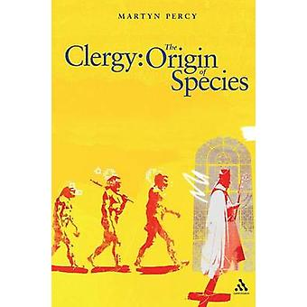 Clero a origem das espécies por Percy & Martyn