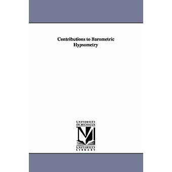 Contributions à l'Hypsométrie barométrique Geological Survey de Californie & Survey