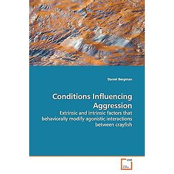 Conditions Influencing Aggression by Bergman & Daniel