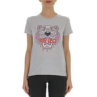 Kenzo grau Baumwolle T-shirt