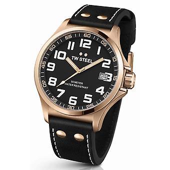 Tw Steel Tw416 Pilot Horloge 45 Mm Demo