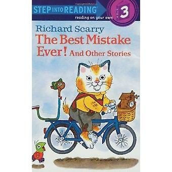 Step into Reading Best Mistake # by Richard Scarry - 9780394868165 Bo