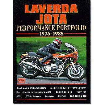 Laverda Performance Portfolio - 1978-88 by R. M. Clarke - 97818552050