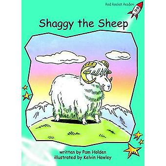 Shaggy the Sheep - Fluency - Level 2 (International edition) by Pam Hol