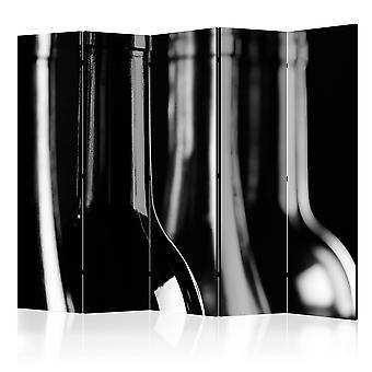 Rumdeler-vinflasker II [værelse dividers]