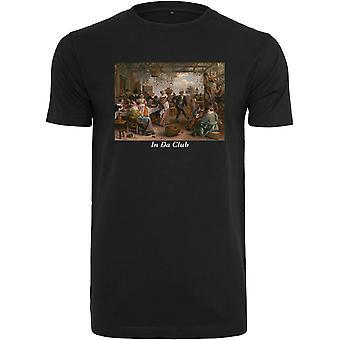 Mister Tee Shirt - IN DA CLUB black