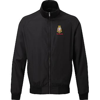 Royal Wessex Yeomanry Veteran - Licensed British Army Embroidered Harrington Jacket