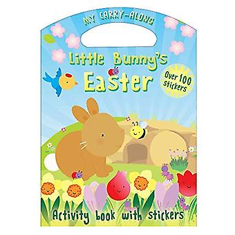 My Carry-Along Little Bunny's Easter: Activity Book with Stickers (My Carry Along)
