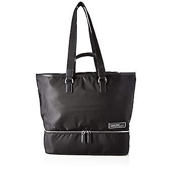 Calvin Klein Primary Tote - Black Women's Shoulder Bags (Noir) 1x1x1 cm (W x H L)