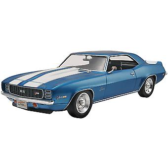 Plastic Model Kit '69 Camaro Z 28 1 25 85 7457