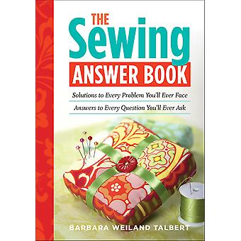 Storey Publishing The Sewing Answer Book Sto 25438