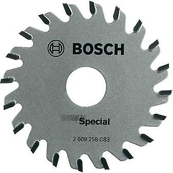 Bosch Accessories 2609256C83 Diameter: 65 mm saw blade