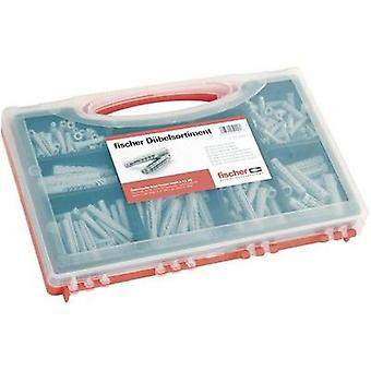 40991 Box of wall plugs SX/UX red