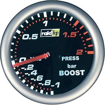 raid hp 660243 Turbo Pressure Gauge -1 to +2 bar 12V