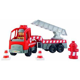 Smoby Abrick Fire Truck (Toys , Constructions , Vehicles)