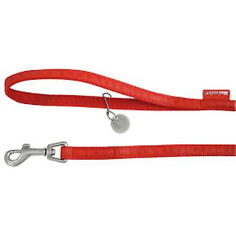 Mac Leather Leash  Mac Leather  Red (Dogs , Walking Accessories , Leads)
