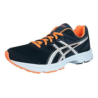 Asics Gel Emperor 3 Mens Running Trainers / Shoes - Black