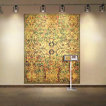 Zeitlose Teppiche Tml02 Polonaise Olivgrün