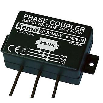 Kemo M091N phase coupler for Powerline products