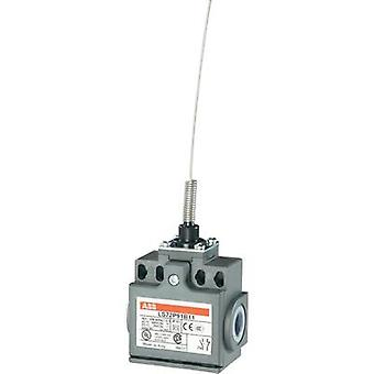 Limit switch 400 Vac 1.8 A Spring-loaded rod momentary ABB LS72P91B11 IP65 1 pc(s)