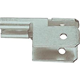 Distributor terminal Connector width: 4.8 mm Connector thickness: 0.8 mm 90 ° Not insulated Metal Klauke 755 1 pc(s)