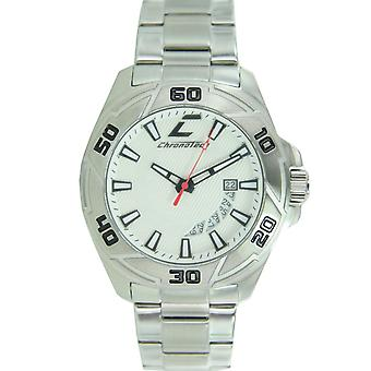 Chronotech mens watch bracelet watch CT7207M / 05 M