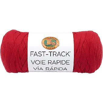 Fast Track Yarn-Race Car Red 521-113
