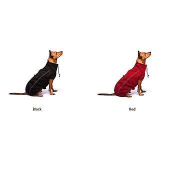 Dog Gone Smart Olympia Soft Shell Coat Red 14