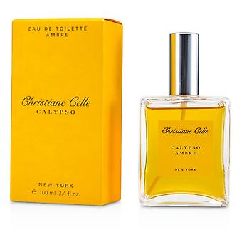 Christiane Celle Calypso Calypso Ambre Eau De Parfum Spray 100ml / 3.4 oz