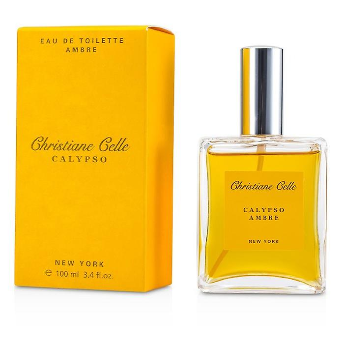 Christiane Celle Calypso Calypso Ambre Eau De Toilette Spray 100ml/3.4oz