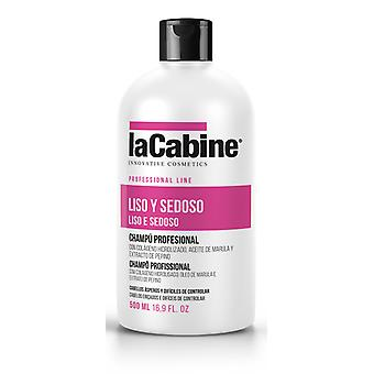 La Cabine Smooth and silky Shampoo 500 Ml