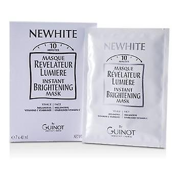 Guinot Newhite Instant Brightening Mask For The Face - 7x40ml/1.4oz
