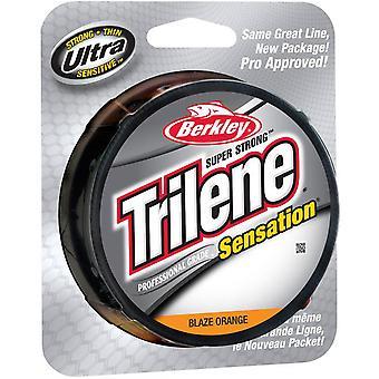 Żyłki uczucie Trilene Berkley (330 yds) - Blaze Orange
