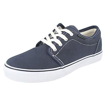 Boys Lambretta Casual Shoes WDY007