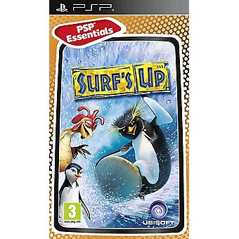 Surfs Up Essentials édition Sony PSP jeu