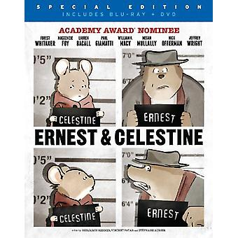 Ernest & Celestine [BLU-RAY] USA import