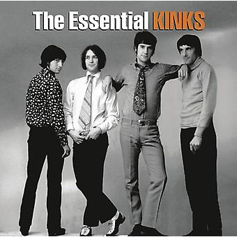 Kinks - väsentliga [CD] USA import