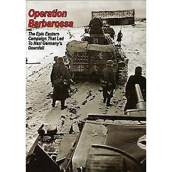 Operation Barbarossa [DVD] USA import