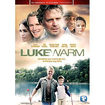 Lukewarm [DVD] USA import