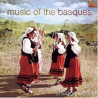 Enrique Ugarte - musik av basker (Spanien) [CD] USA import