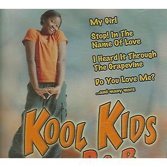 Kool børn R&B - Kool børn R&B [CD] USA importerer