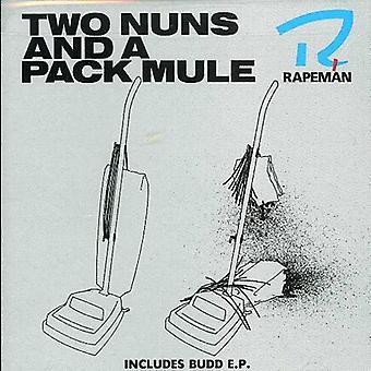 Rapeman - Two Nuns & a Pack Mule [CD] USA import